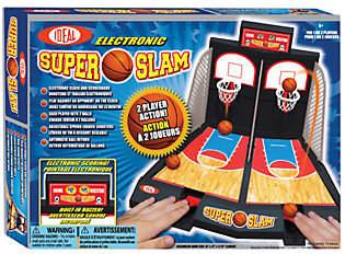 QVC Electronic Super Slam Basketball