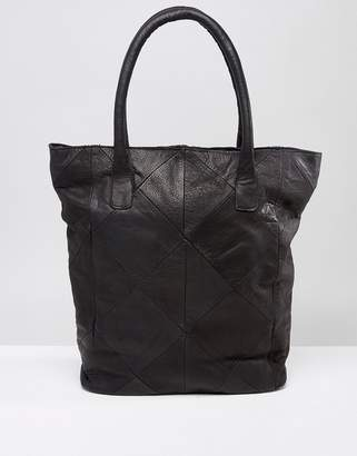 Ichi Leather Shopper