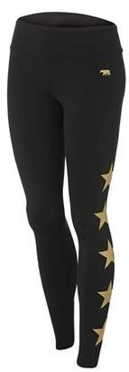 Running Bare Women's High Rise Seeing the Stars Full Length Tights