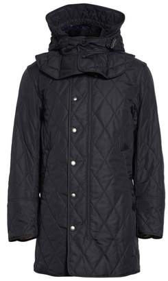 Burberry Northumberland Quilted Barn Jacket