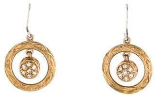 Stephen Dweck Diamond Drop Earrings