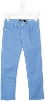 Harmont & Blaine Junior straight-leg jeans