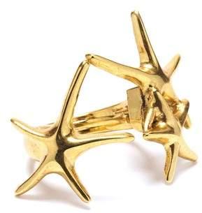 Oscar de la Renta Star Fish Ring