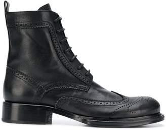 Ann Demeulemeester Canyon boots