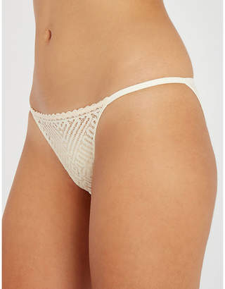 Heidi Klum Intimates Holly Rendezvous lace bikini briefs