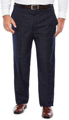 STAFFORD Stafford Woven Suit Pants Big and Tall