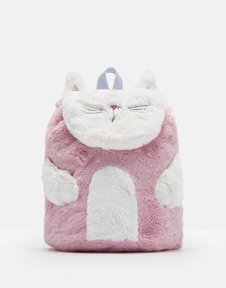 Joules Fuzzy Fluffy Character Bag
