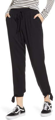 Socialite Ankle Tie Pants