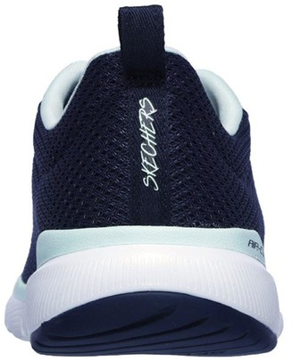 7039e94e537a0e Skechers Flex Appeal 3.0 First Insight Trainers - Navy