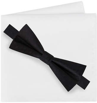 Calvin Klein Men Bow Tie and Pocket Square Set