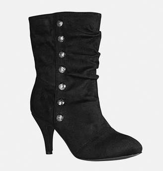 Avenue Linette Ruched Bootie
