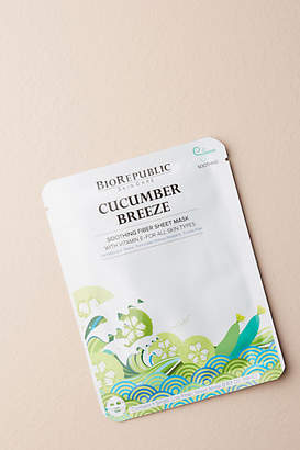 BioRepublic Skincare Fiber Sheet Mask