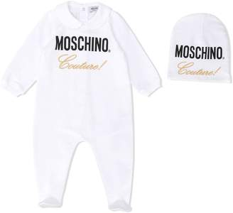 Moschino Kids Couture romper