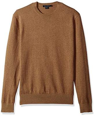 French Connection Men's Portrait Wool Crew Neck