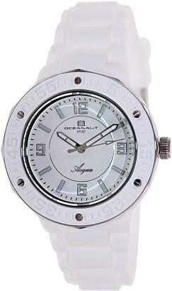 Oceanaut Women's Acqua OC0215 Silicone Quartz Watch