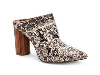 BCBGMAXAZRIA Antonia Western Mules Women Shoes