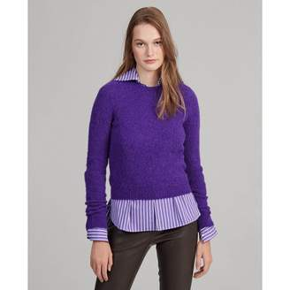 Ralph Lauren Wool Long-Sleeve Sweater
