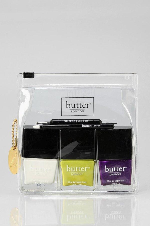 Butter London Animal Instinct Nail Kit