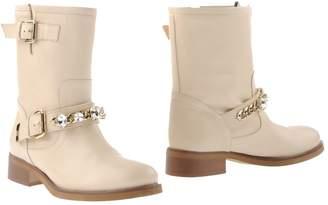 Elisabetta Franchi Ankle boots - Item 44893384CG