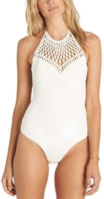 Billabong Its About One Piece Swimsuit - Women's