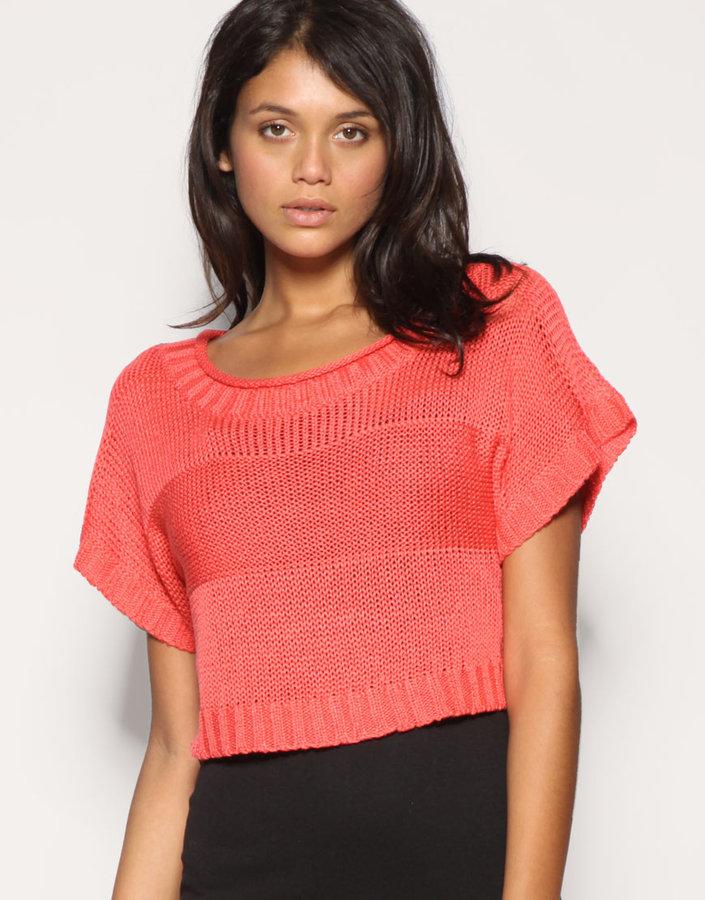 Vero Moda Chunky Crop Knit