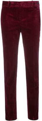 Theory corduroy slim-fit trousers