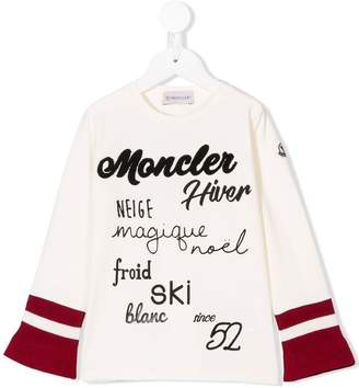 bb804a9c2e30 Moncler White Tops For Girls - ShopStyle UK