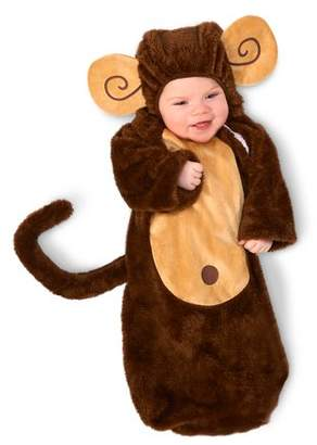 LEADTEX Loveable Monkey Infant Bunting