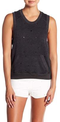 David Lerner Sleeveless Pullover