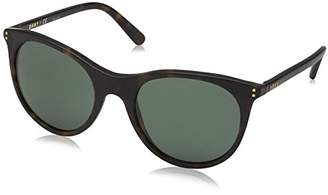 DKNY Women's 0dy4162 Round Sunglasses