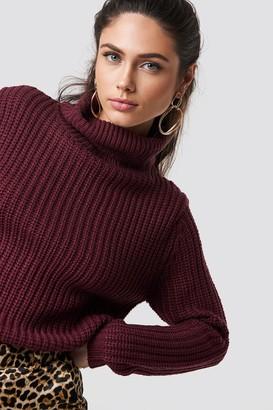 Rut & Circle Rut&Circle Tinelle rollneck knit Dark Green