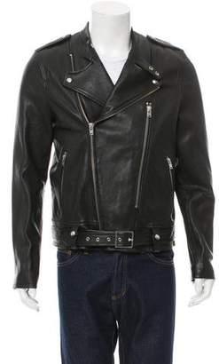 IRO Hydo Leather Biker Jacket w/ Tags