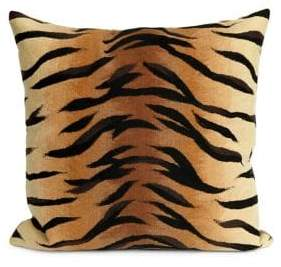 Liora Manné Visions I Tiger Indoor and Outdoor Pillow