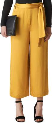 Whistles Belted Wide Leg Pants