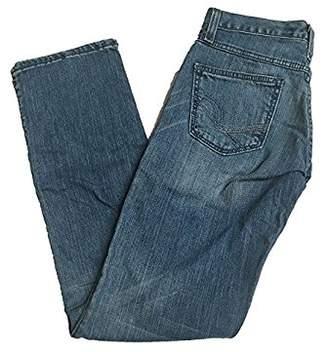 Wrangler Women's Rock 47 Boyfriend Fit Emboidered Back Pocket Jean