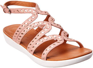 FitFlop Strata Gladiator Leather Sandal