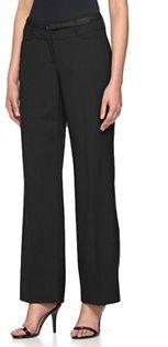 Women's Apt. 9® Curvy Fit Dress Pants $48 thestylecure.com