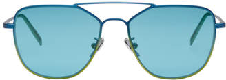 Super Blue I Visionari Edition Sunglasses