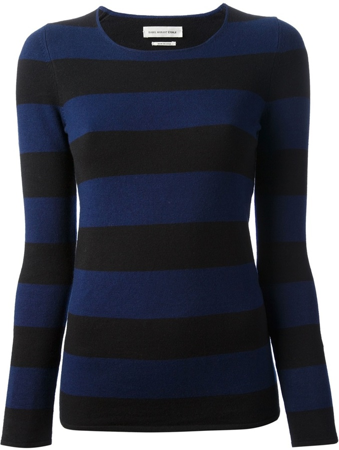 Etoile Isabel Marant 'Octave' regular knit sweater