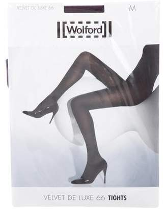 Wolford Velvet De Luxe Tights w/ Tags