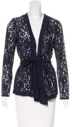 Roseanna Lace Long Sleeve Cardigan w/ Tags