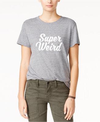 Sub_Urban Riot Super Weird Graphic T-Shirt $34 thestylecure.com