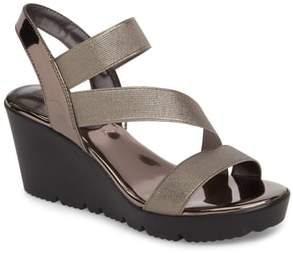 Charles by Charles David Vent Wedge Sandal