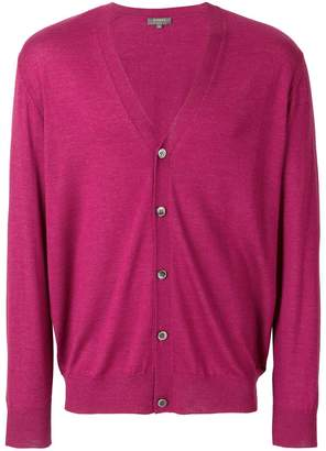 N.Peal V-neck button cardigan