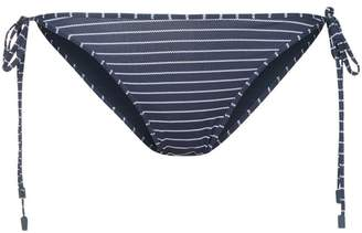 The Upside striped bikini bottoms