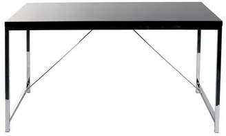 Apt2B Ontario Desk BLACK/CHROME