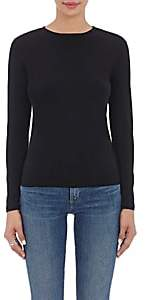 Barneys New York Women's Long-Sleeve T-Shirt - Black