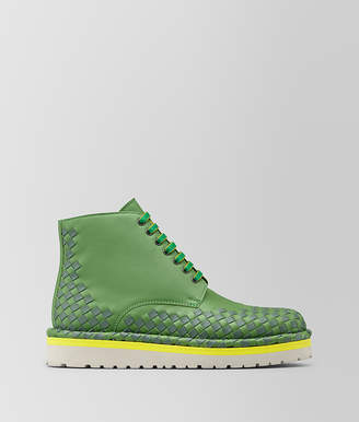 Bottega Veneta BOOT IN INTRECCIATO CHECKER