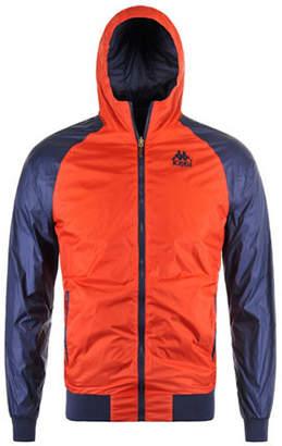 Kappa Regular-Fit Reversible Jacket