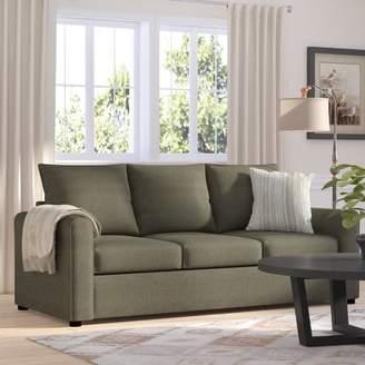Serta Red Barrel Studio Upholstery Martin House Modern Sleeper Sofa